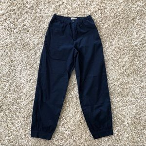 Urban Outfitters navy blue pants
